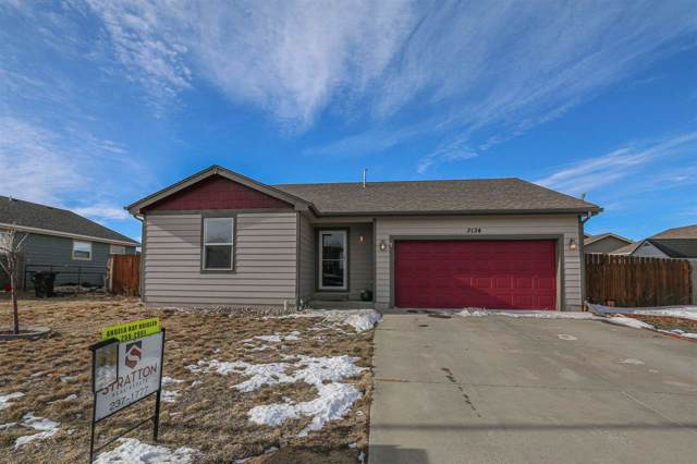 3134 Cold Springs Road, Casper, WY 82604 (MLS #20200205) :: RE/MAX The Group