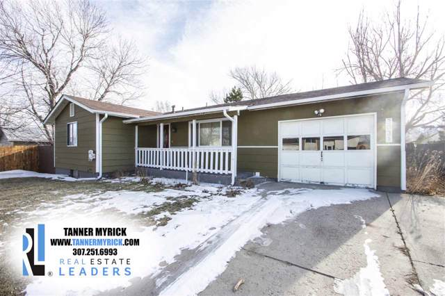 3031 Herrington, Casper, WY 82604 (MLS #20200208) :: Real Estate Leaders