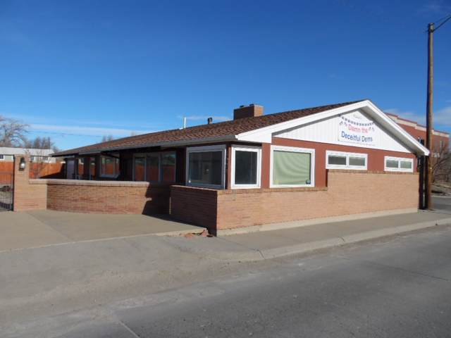 1028 E F Street, Casper, WY 82601 (MLS #20200213) :: RE/MAX The Group