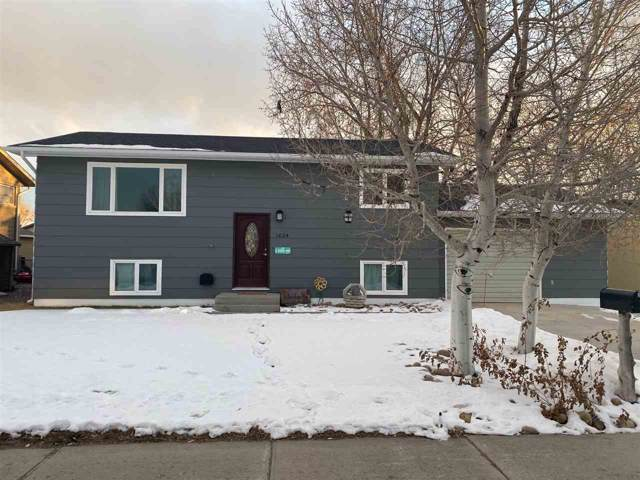 1824 Yellowstone Avenue, Worland, WY 82401 (MLS #20200225) :: Real Estate Leaders