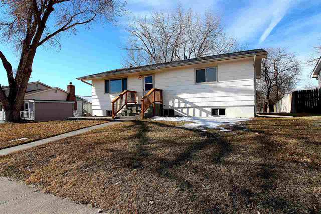 549 S Iowa Avenue, Guernsey, WY 82214 (MLS #20200240) :: RE/MAX The Group