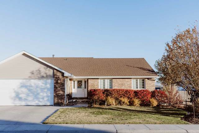 205 Bluebonnet Circle, Rock Springs, WY 82901 (MLS #20200249) :: RE/MAX The Group