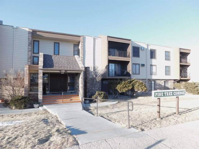 4500 S Poplar #302A Street, Casper, WY 82604 (MLS #20200261) :: Real Estate Leaders