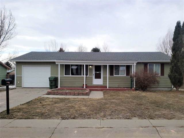 210 Bar Two Drive, Douglas, WY 82633 (MLS #20200265) :: Real Estate Leaders