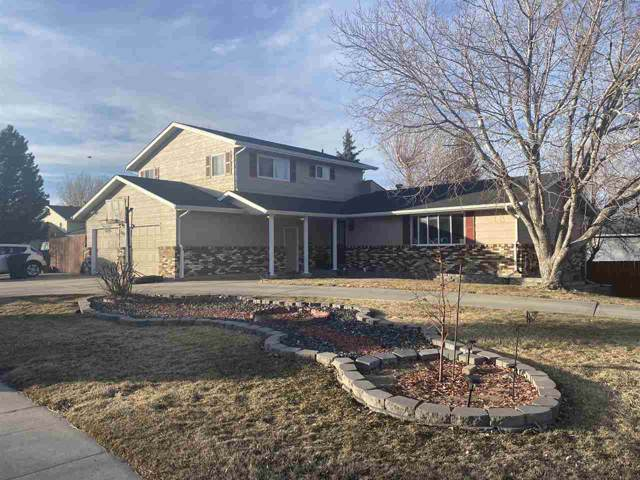 3680 E 19th Street, Casper, WY 82609 (MLS #20200270) :: Real Estate Leaders