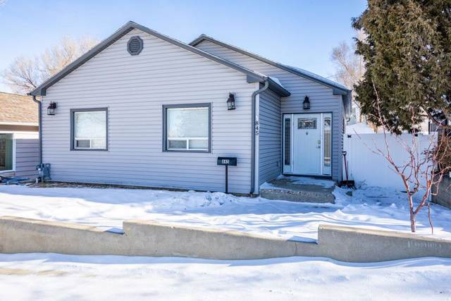 845 Massachusetts Avenue, Rock Springs, WY 82901 (MLS #20200271) :: Real Estate Leaders