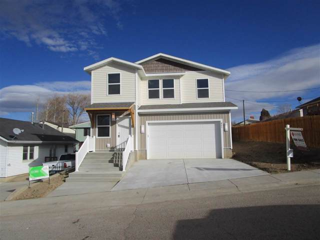 821 Woodruff Street, Rock Springs, WY 82901 (MLS #20200279) :: Lisa Burridge & Associates Real Estate