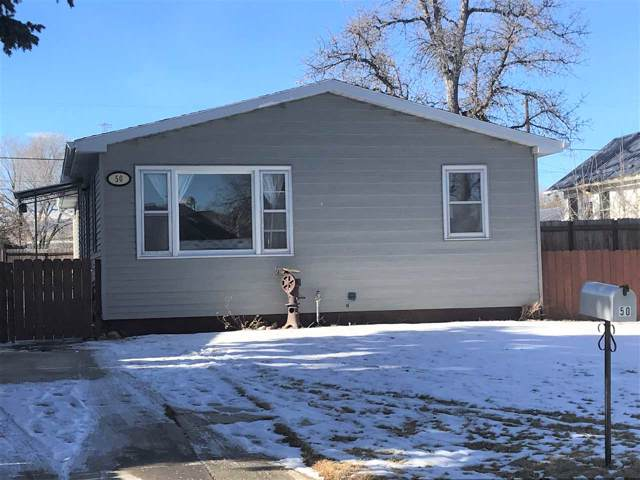 50 N Carrington Avenue, Buffalo, WY 82834 (MLS #20200286) :: Real Estate Leaders