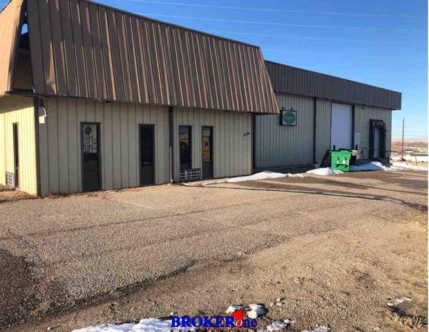 2170 Salt Creek Highway, Casper, WY 82604 (MLS #20200289) :: RE/MAX The Group