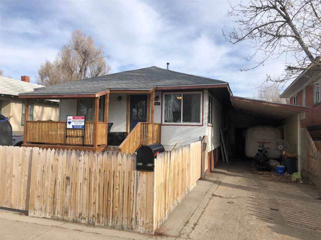 803 & 805 N Durbin Street, Casper, WY 82601 (MLS #20200303) :: RE/MAX The Group
