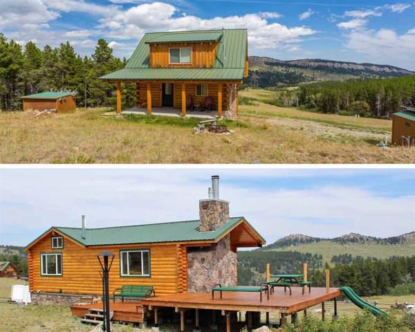 249 Poison Creek Canyon Road, Buffalo, WY 82834 (MLS #20200307) :: Lisa Burridge & Associates Real Estate