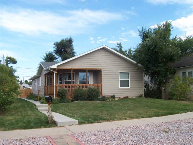 321 S Elk, Casper, WY 82601 (MLS #20200309) :: RE/MAX The Group