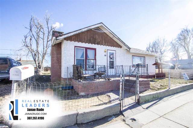 751 N Kimball, Casper, WY 82604 (MLS #20200310) :: RE/MAX The Group
