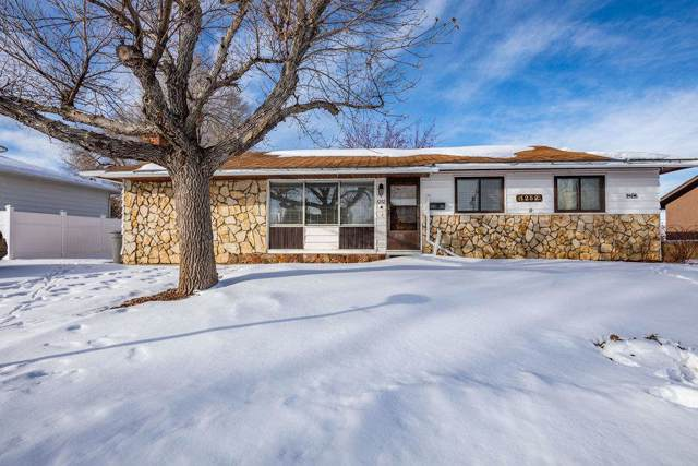 1252 Mckinley Ave., Rock Springs, WY 82901 (MLS #20200312) :: Real Estate Leaders