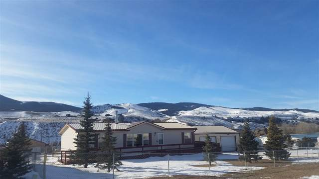 1421 Fairview Drive, Dubois, WY 82513 (MLS #20200313) :: Real Estate Leaders