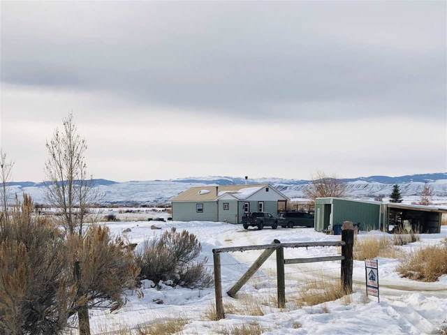63 Coal Mine Road, Lander, WY 82520 (MLS #20200315) :: RE/MAX The Group