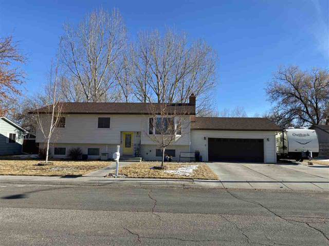 313 S. 21st Street, Worland, WY 82401 (MLS #20200318) :: Lisa Burridge & Associates Real Estate