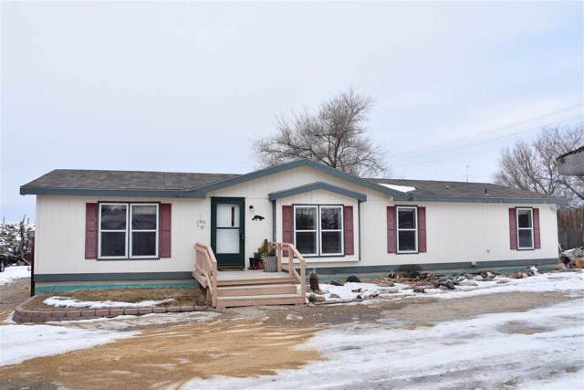 125 Fremont Street, Lysite, WY 82642 (MLS #20200322) :: RE/MAX The Group