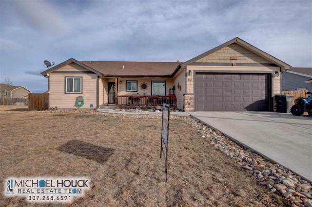 663 Pony Express, Evansville, WY 82636 (MLS #20200323) :: RE/MAX The Group