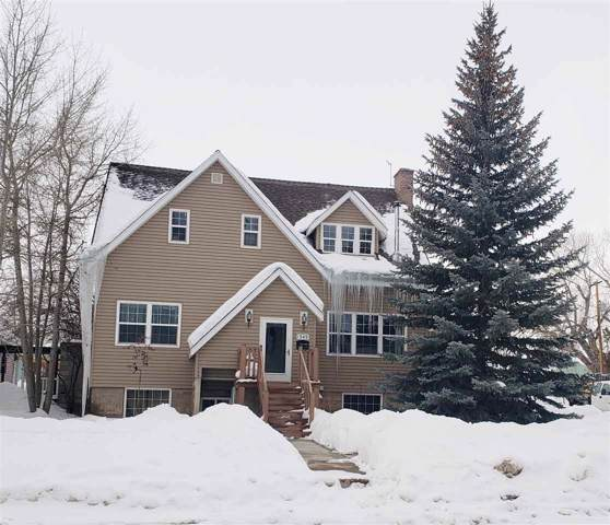 1349 Sage St., Evanston, WY 82930 (MLS #20200328) :: RE/MAX The Group