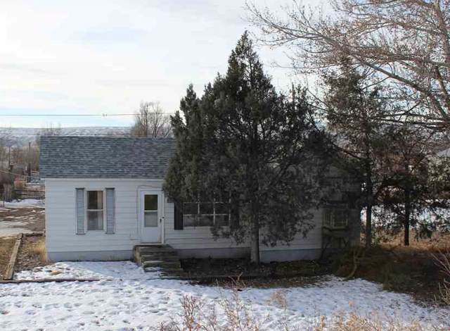 831 Richards Street, Thermopolis, WY 82443 (MLS #20200334) :: Real Estate Leaders