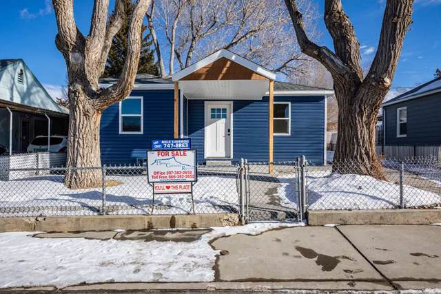 1119 Mckinley Avenue, Rock Springs, WY 82901 (MLS #20200336) :: Lisa Burridge & Associates Real Estate
