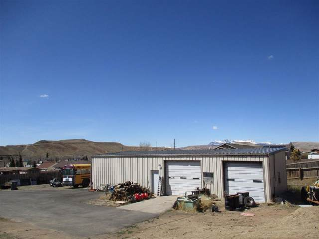 105 N Barber Street, Dubois, WY 82513 (MLS #20200353) :: RE/MAX The Group