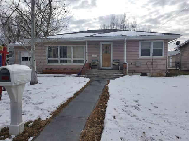 1516 Culbertson Street, Worland, WY 82401 (MLS #20200355) :: Lisa Burridge & Associates Real Estate