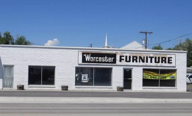 316 S Federal Boulevard, Riverton, WY 82501 (MLS #20200364) :: Real Estate Leaders