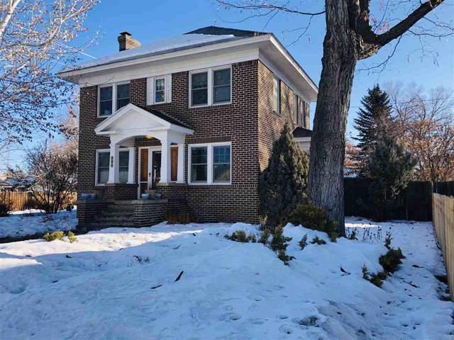 334 N 2nd Street, Lander, WY 82520 (MLS #20200371) :: Lisa Burridge & Associates Real Estate