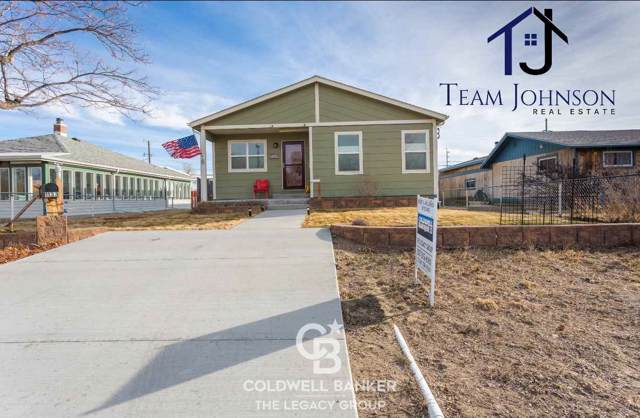 1133 N David Street, Casper, WY 82601 (MLS #20200377) :: RE/MAX The Group