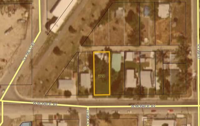 Lot 11 W Monroe, Riverton, WY 82501 (MLS #20200384) :: Lisa Burridge & Associates Real Estate
