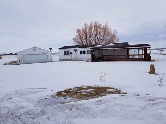 443 Rees Rd, Lyman, WY 82937 (MLS #20200388) :: Lisa Burridge & Associates Real Estate