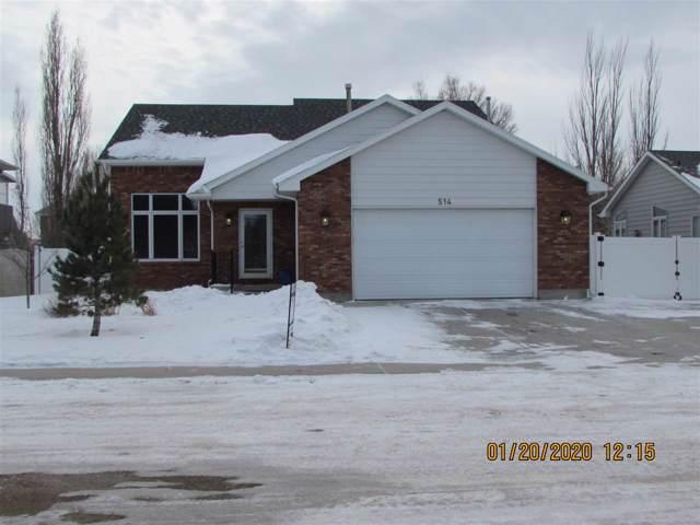 514 Cheyenne Drive, Rock Springs, WY 82901 (MLS #20200390) :: Real Estate Leaders