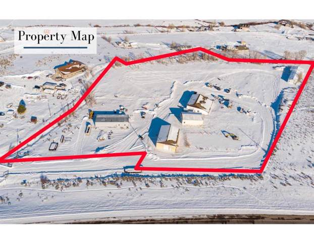 4137 S Hwy 150, Evanston, WY 82930 (MLS #20200414) :: RE/MAX The Group