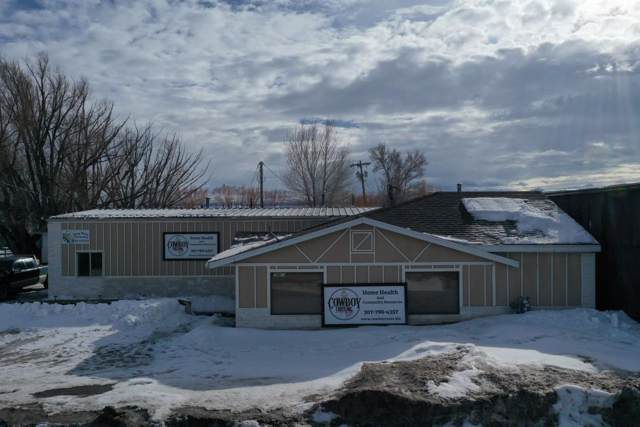 39814 Business Loop I-80, Lyman, WY 82937 (MLS #20200415) :: RE/MAX The Group