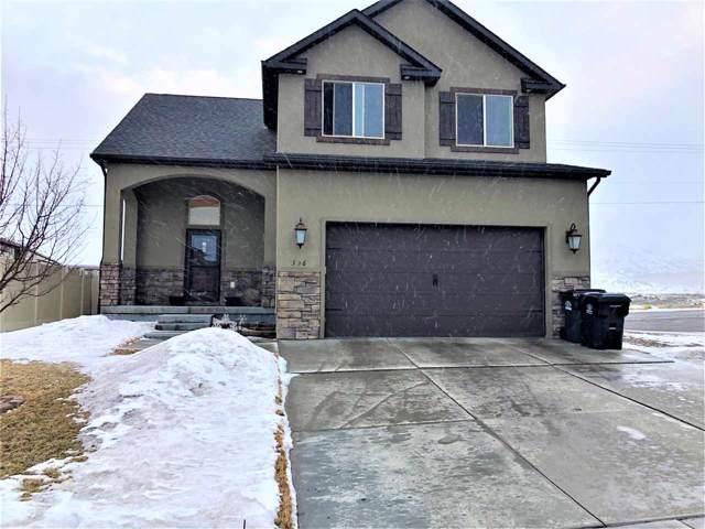 306 Tate, Rock Springs, WY 82901 (MLS #20200417) :: Lisa Burridge & Associates Real Estate