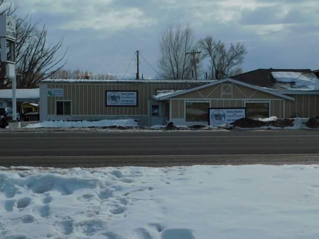 39814 Business Loop I-80, Lyman, WY 82937 (MLS #20200418) :: Real Estate Leaders