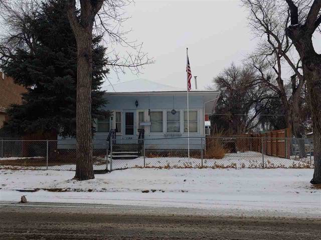 1100 Coburn Avenue, Worland, WY 82401 (MLS #20200428) :: Lisa Burridge & Associates Real Estate