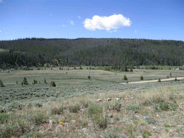 1574 Warm Springs Road, Dubois, WY 82513 (MLS #20200479) :: RE/MAX The Group