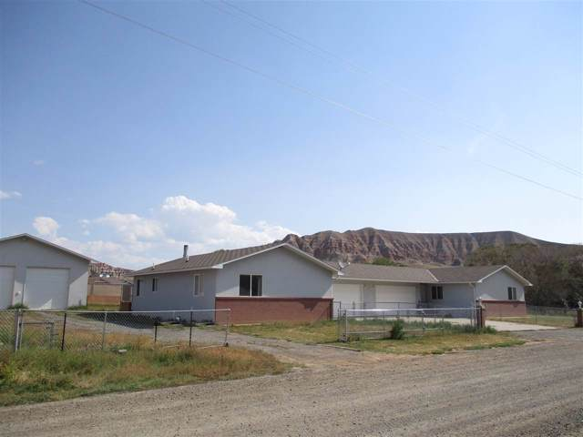 1504 & 1506 Warm Springs Drive, Dubois, WY 82513 (MLS #20200496) :: Lisa Burridge & Associates Real Estate