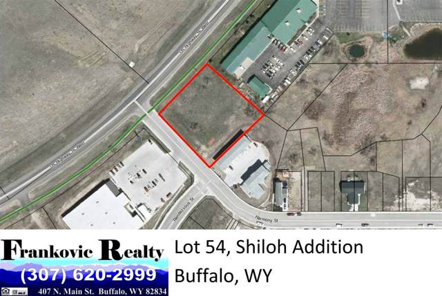 128 Harmony Street, Buffalo, WY 82834 (MLS #20200498) :: Lisa Burridge & Associates Real Estate