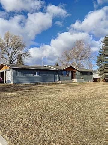 980 Fort, Buffalo, WY 82834 (MLS #20200510) :: Lisa Burridge & Associates Real Estate