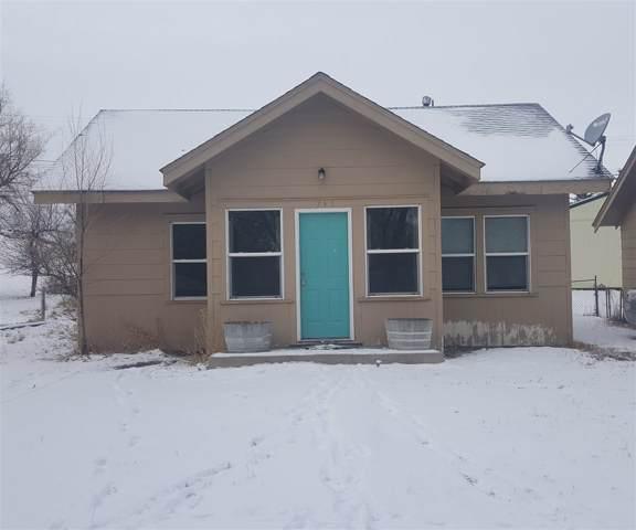 735 S 3rd Street, Glenrock, WY 82637 (MLS #20200521) :: Lisa Burridge & Associates Real Estate