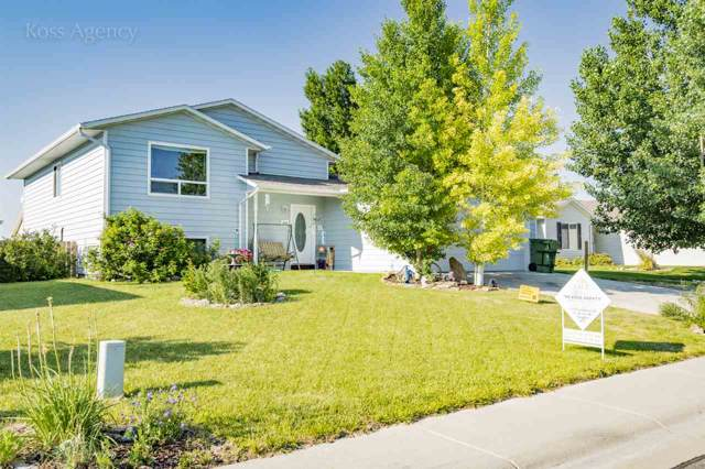 204 Bow Street, Douglas, WY 82633 (MLS #20200551) :: Real Estate Leaders