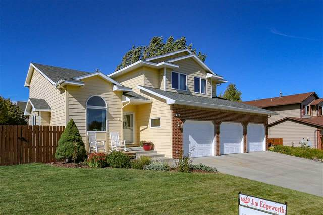 1342 Hornchurch Avenue, Casper, WY 82609 (MLS #20200573) :: Real Estate Leaders