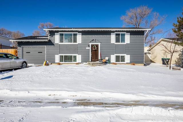 315 Aspen Street, Green River, WY 82935 (MLS #20200575) :: RE/MAX The Group