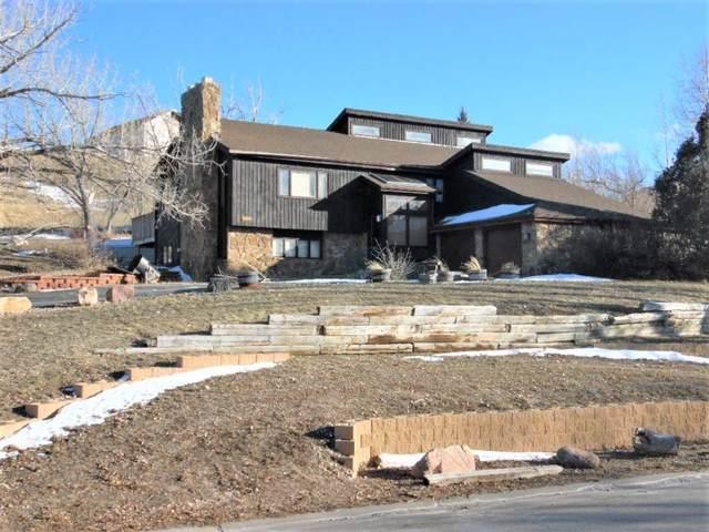 3931 S Oak Street, Casper, WY 82601 (MLS #20200576) :: Real Estate Leaders