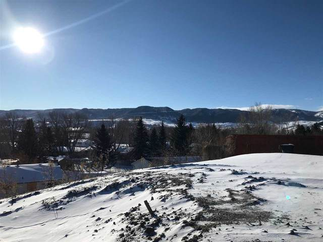 3821 Plateau Place, Casper, WY 82604 (MLS #20200589) :: RE/MAX The Group