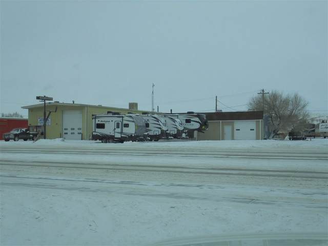 1185 Dewar Drive, Rock Springs, WY 82901 (MLS #20200590) :: Real Estate Leaders